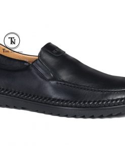 Giày lười da nam phá cách GL115